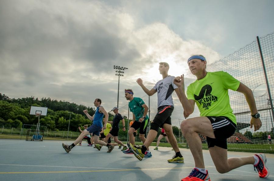 TRIEXPERT jarní běžecké treninky