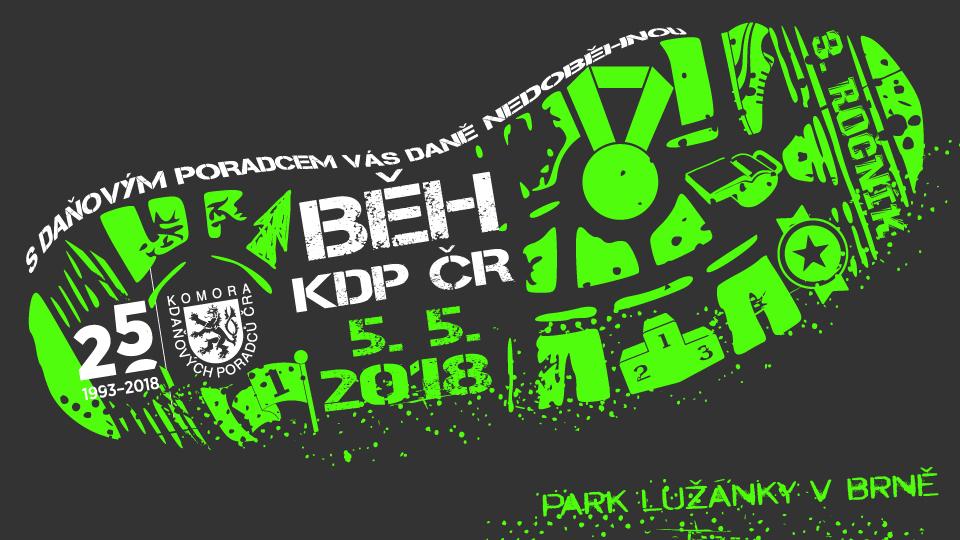 3. ročník běhu KDP