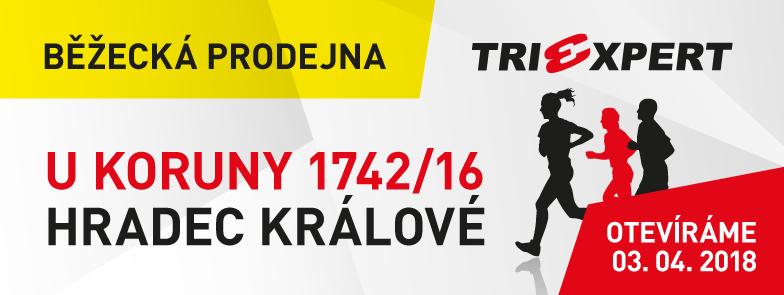 Prodejna TRIEXPERT Hradec Králové