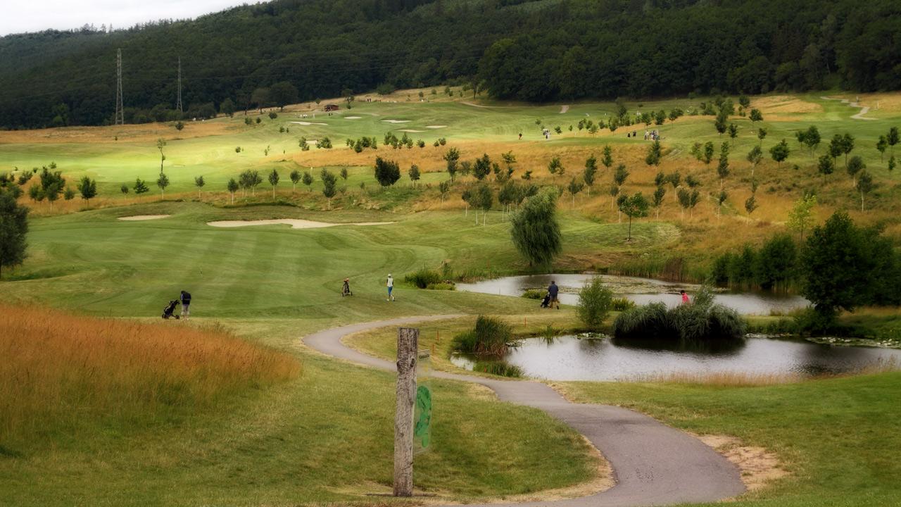 Kaskáda – golf resort Brno