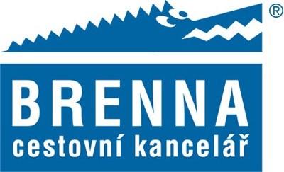 Cestovní kancelář BRENNA logo