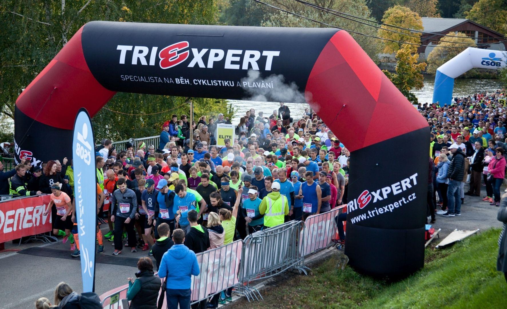 START TRIEXPERT Vokolo priglu 2017