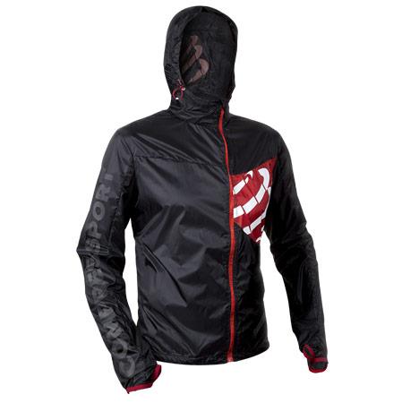 b0f363de796 Běžecká bunda chránící proti silnému a chladnému větru. Zádová část  obsahuje speciální ventilační zóny ON OFF