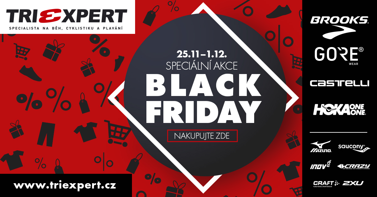 Black Friday na TRIEXPERTu