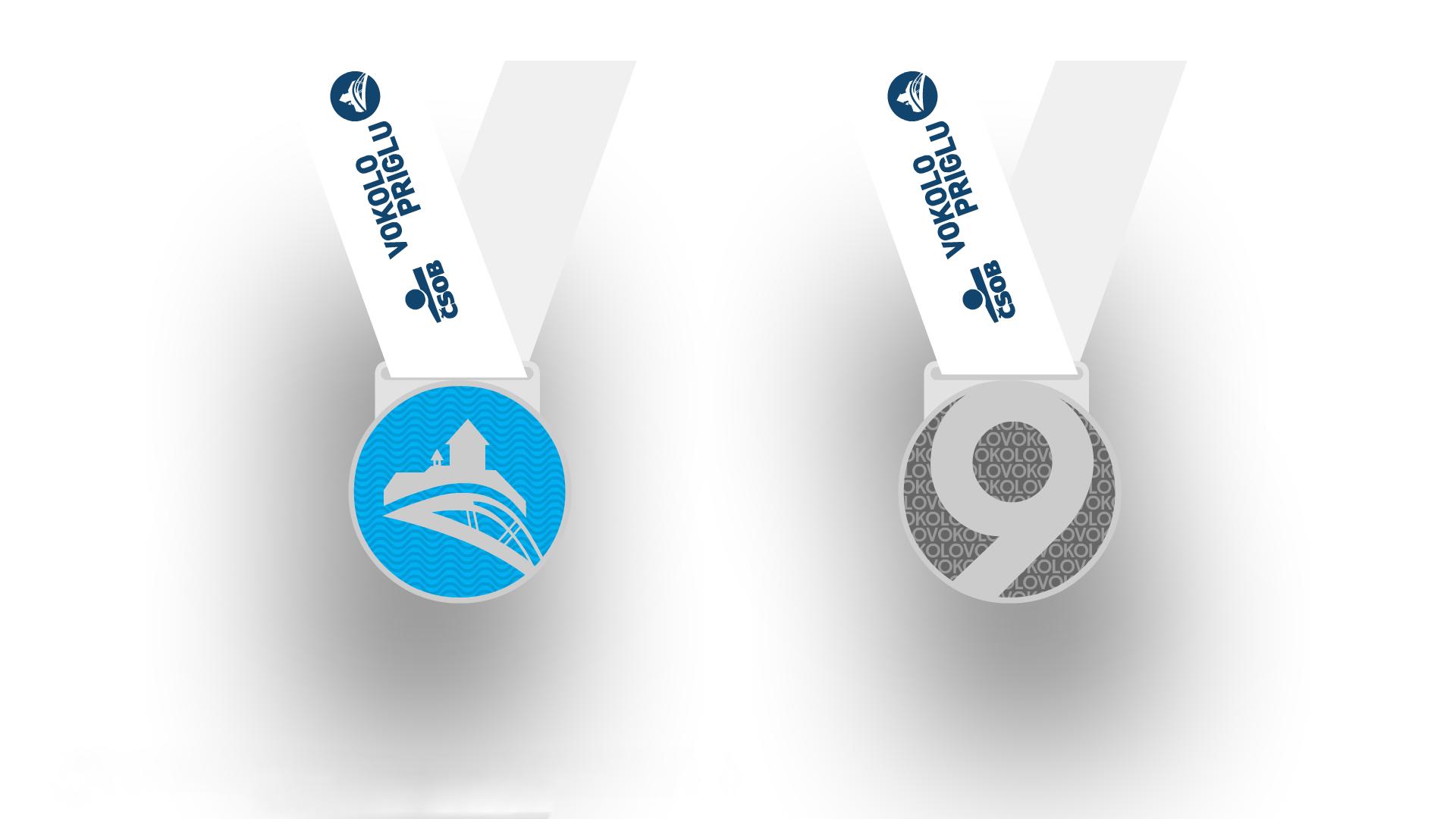 Medaile 2018
